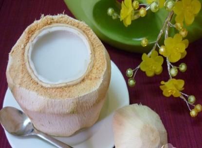 Thạch dừa xiêm