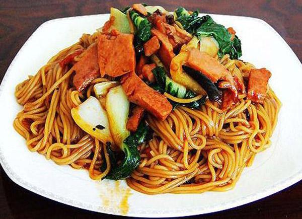 Mỳ xào Chow Mein