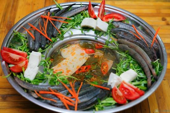 Lẩu cá kèo Văn Cao