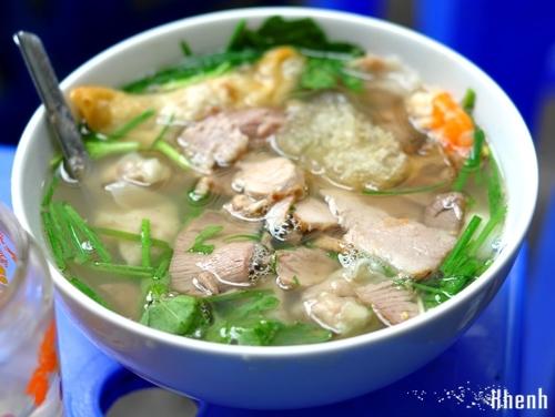 Mỳ vằn thắn Nguyễn Biểu
