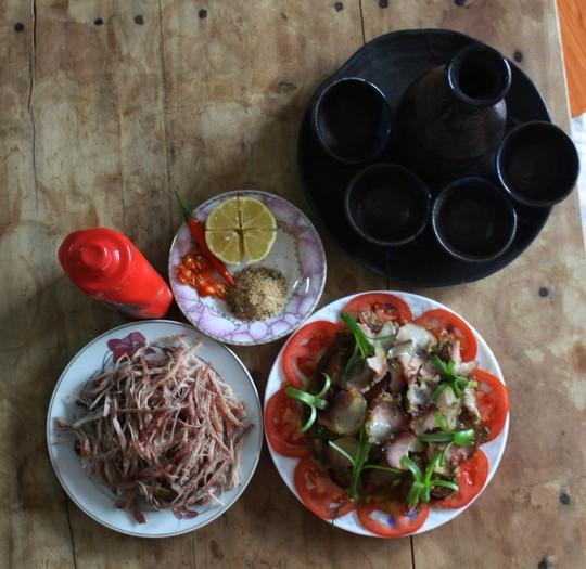 thịt treo gác bếp Hà Giang 3