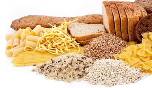 Thực phẩm chứa tinh bột