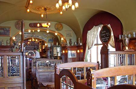 Nhà hàng Zum Franziskaner tại Thụy Điển