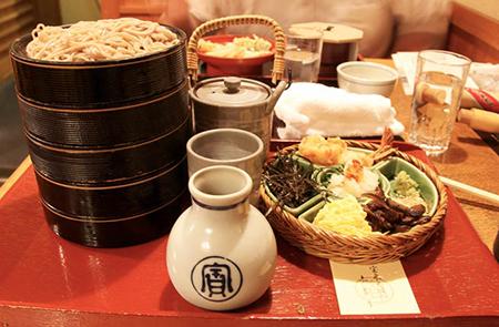 Nhà hàng Owariya tại Nhật Bản