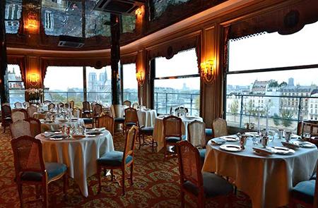 Nhà hàng La Tour D'argent tại Pháp