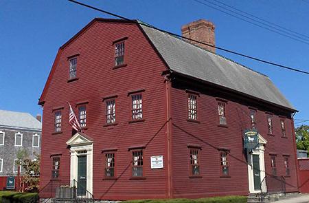 Nhà hàng White Horse Tavern tại Mỹ