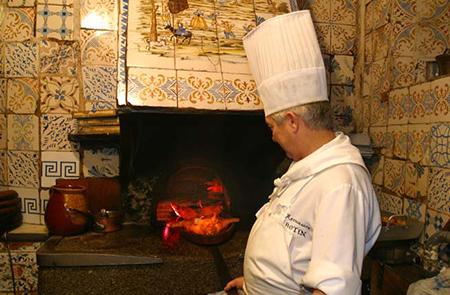 Nhà hàng Sobrino do Botin tại Tây Ban Nha