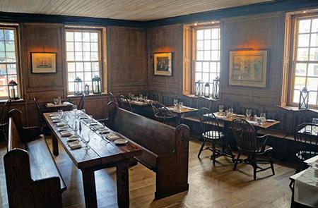 Nhà hàng Fraunces Tavern tại New York