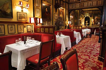 Nhà hàng Rules tại London
