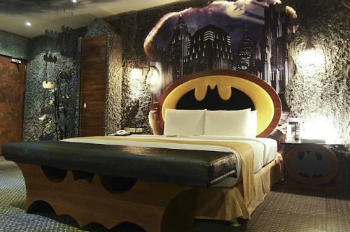phòng người dơi khách sạn eden