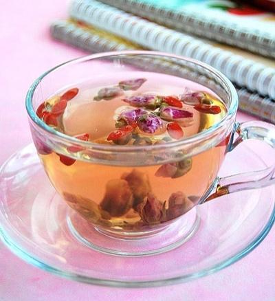 tăng dịch ích tâm trà