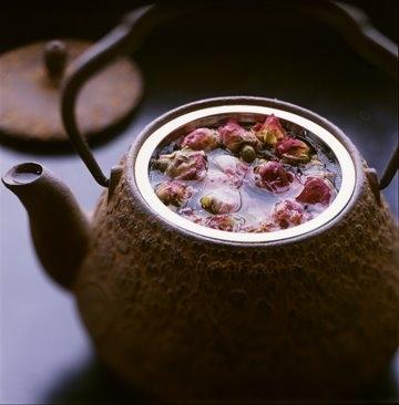 Thanh hao mai đông trà