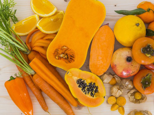 Dinh dưỡng qua màu sắc rau củ quả mà bạn chưa biết - Ảnh 2