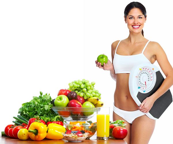 Một số mẹo vặt giảm cân
