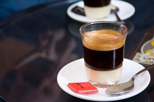 Cà phê Bonbon của Tây Ban Nha
