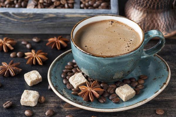 Cà phê người Maroc