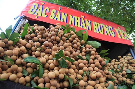 nhan long Hung Yen