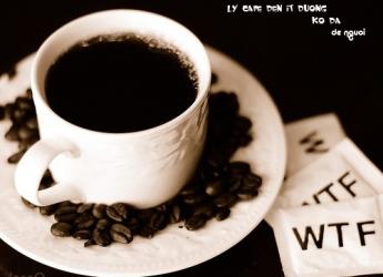 Cà phê - đồ uống tuyệt vời để giảm mỡ bụng