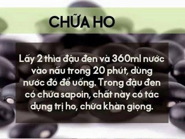 Chữa ho - amthuc365