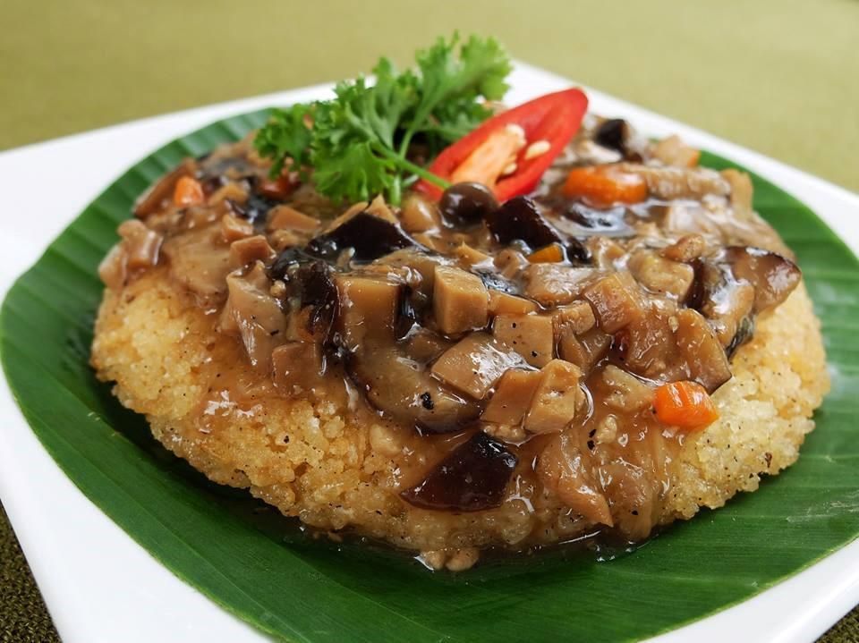 Quang Thảo ẩm thực chay 1