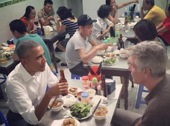 Hà Nội được bình chọn là thành phố ẩm thực hấp dẫn 2017 1