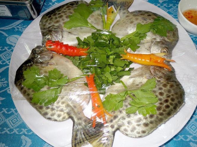 cá nâu nấu mẻ