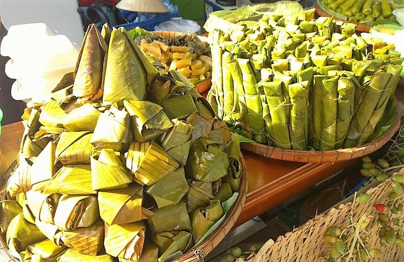 Muôn sắc màu của lễ hội bánh dân gian Nam Bộ 1