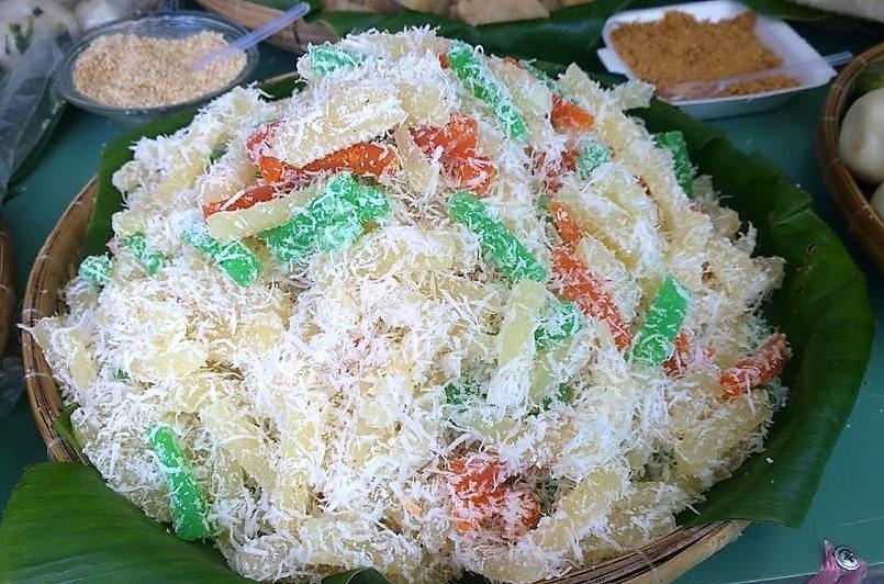 Muôn sắc màu của lễ hội bánh dân gian Nam Bộ 3