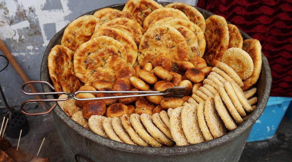 Bánh nướng Tây An