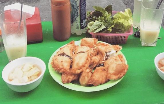 Bánh gối Hòe Nhai