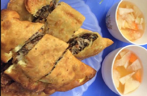 Bánh gối Nghĩa Tân