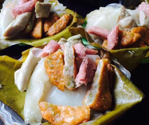 Bánh giò Nguyễn Công Trứ