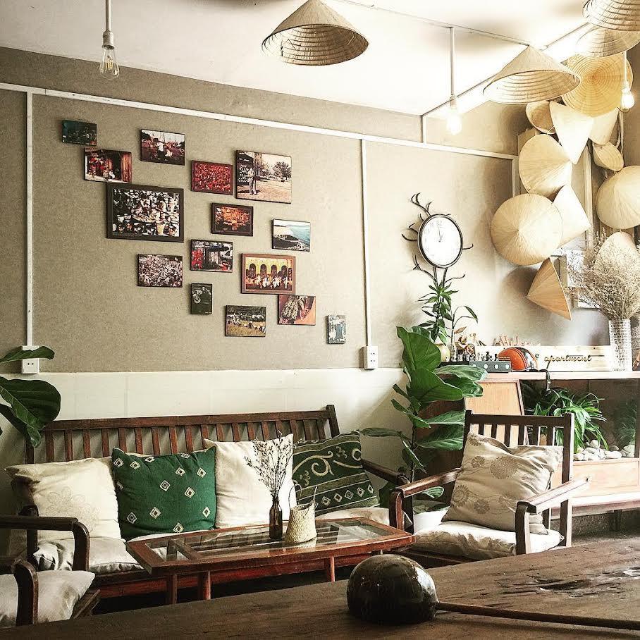 Nhà SAIGON cafe 1
