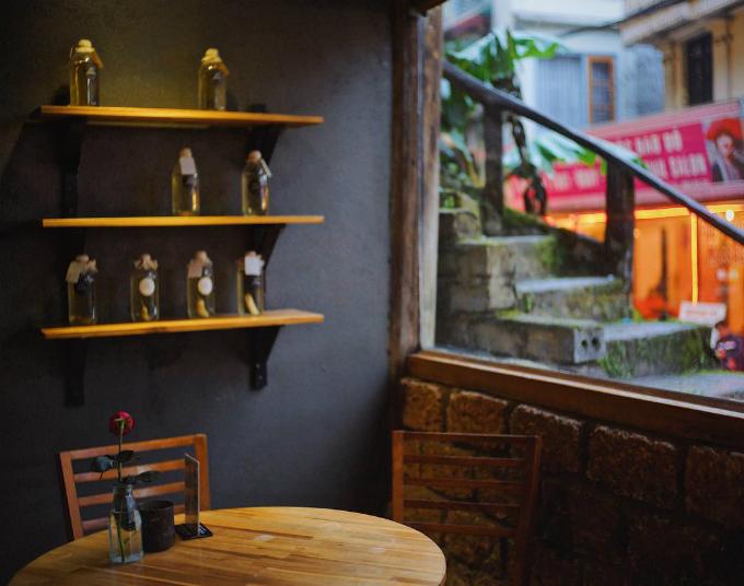 Quán cà phê ở Sapa 4