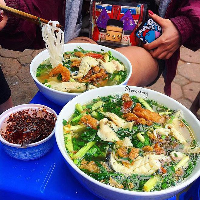 4 quán bún cá thơm lừng ở Hà Nội mở cả ngày cho fan cuồng bún cá