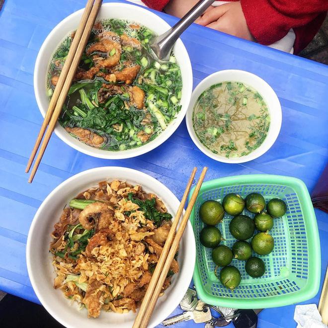 4 quán bún cá thơm lừng ở Hà Nội mở cả ngày cho fan cuồng bún cá3