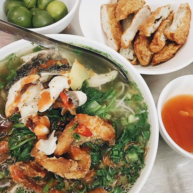 4 quán bún cá thơm lừng ở Hà Nội mở cả ngày cho fan cuồng bún cá4