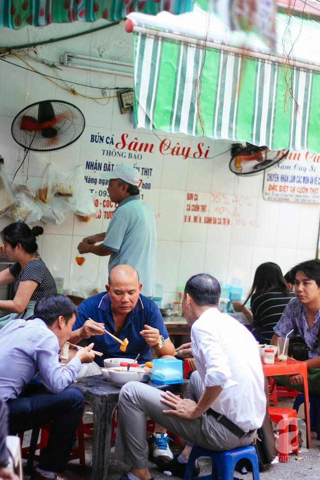 4 quán bún cá thơm lừng ở Hà Nội mở cả ngày cho fan cuồng bún cá5