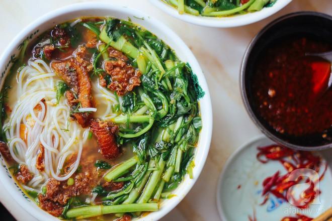 4 quán bún cá thơm lừng ở Hà Nội mở cả ngày cho fan cuồng bún cá7