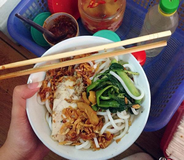Quán bánh canh ở Hà Nội 2