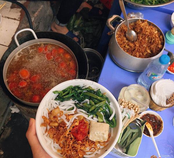 Quán bánh canh ở Hà Nội 9
