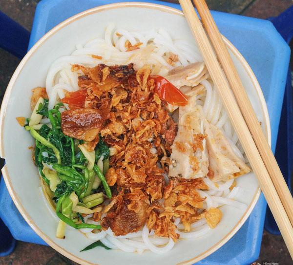 Quán bánh canh ở Hà Nội
