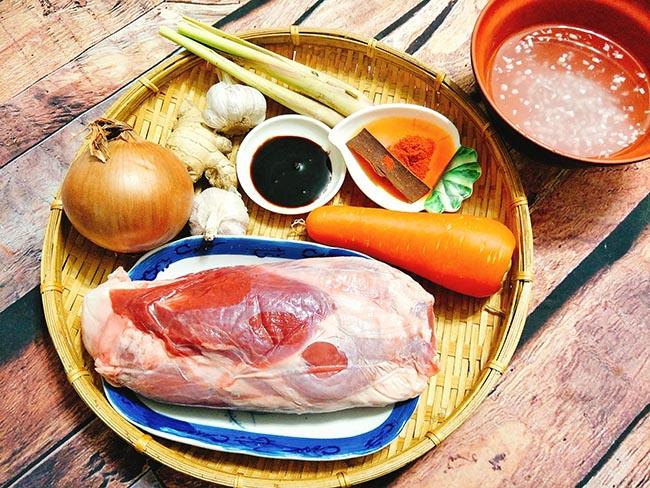 Bò kho nước dừa thơm lừng, ăn hết cả nhà ai cũng chẹp miệng tiếc nuối2