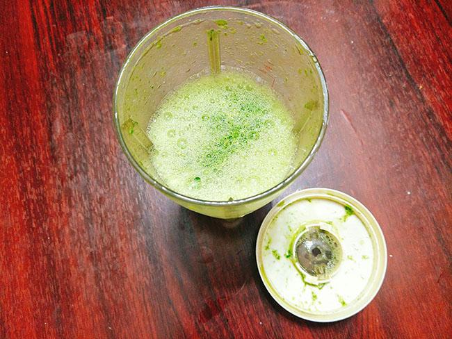 Cách làm chè dừa non thạch lá dứa ngon bất bại giải nhiệt mùa hè3