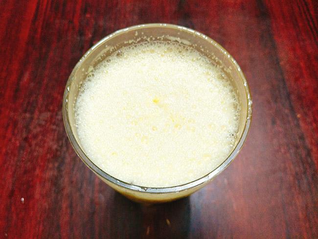 Cách làm sữa ngô tại nhà thơm thơm, ngậy ngậy già trẻ đều thích5