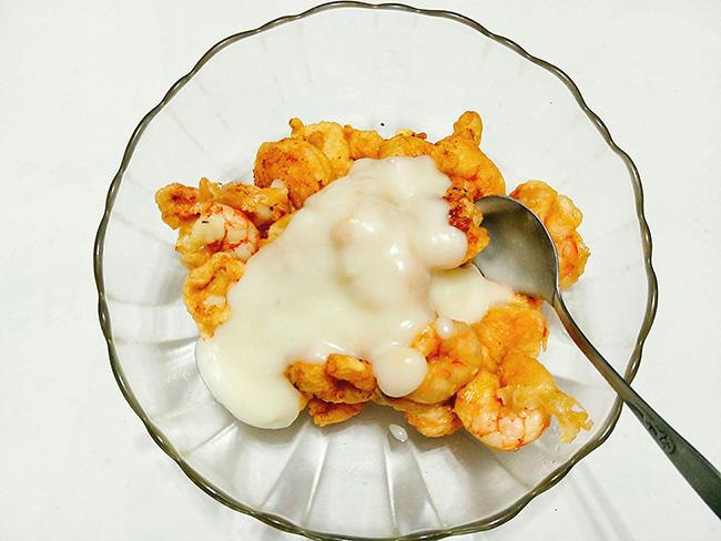 Cách làm tôm sốt mayonnaise thơm ngon, béo ngậy miễn chê6