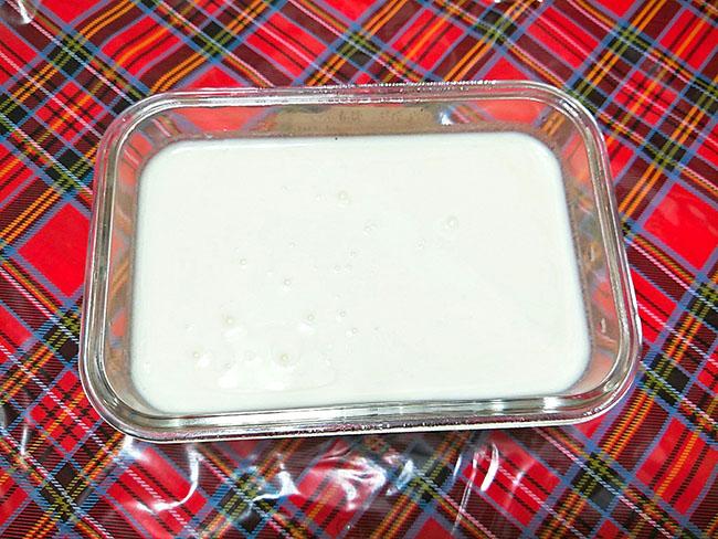 Học cách làm món sữa chua dẻo ngon bất bại cho ngày nắng lên6