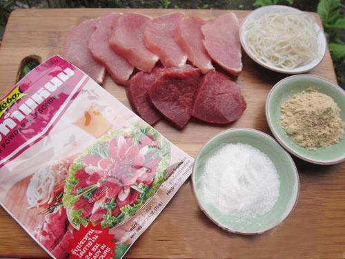 Học ngay 4 mẹo hay nếu muốn món nem chua tự làm giòn ngon đậm vị2