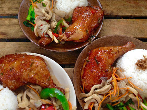 Nhà hàng nấm Việt Hà Thành2