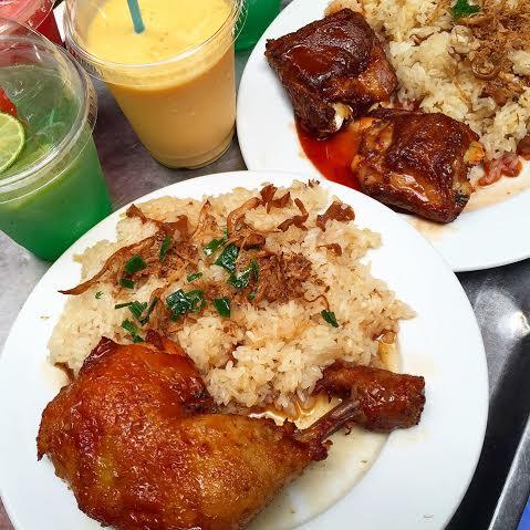 Nhà hàng nấm Việt Hà Thành3